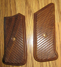 WWII GERMAN MP44 STG 44 MG WOODEN GRIPS-PAIR