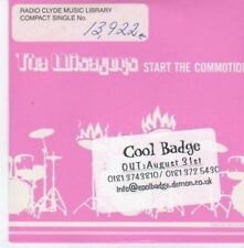(BG261) The Wiseguys, Start The Commotion - 1999 DJ CD