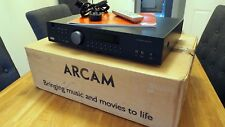 Arcam FMJ A18 Integrated High-End Amplifier Black inc. Remote, Boxed - Excellent