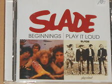 SLADE -Beginnings / Play It Loud- CD