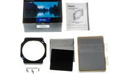 Benro 10-stops gris kit de filtro (Filter soporte hf100 + filtro gris nd1000 (3.0)