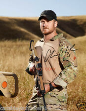 """Chris Kyle US Navy Seal American Sniper Movie Reprint Signed 8x10"""" Photo #1 RP"""