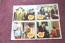 The Blonde Bandit 1950 original lobby cards
