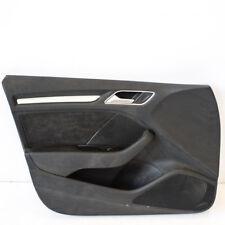 AUDI A3 8P 3 Puerta Delantero os Tarjeta de puerta derecha Resto del Brazo Negro Nuevo 8P3867174