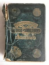 National Encyclopedia of Business & Social Forms 1881 McCabe Illustrated