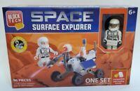 Block Tech Space Surface Explorer Building Set Compatible 96 Pieces New Sealed