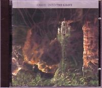 """GRAVE """"INTO THE GRAVE"""" CD NEW+"""