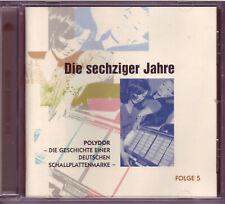 Die sechziger Jahre (Folge 5)  - BEAR FAMILY  CD  28 Titel