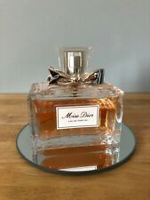 Christian Dior Miss Dior 100 ml Eau de Parfum, Used with No Box, Over Half Full