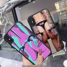 Sexy Bikini Thong Girl Silicone Phone Cover Case for iPhone Samsung Huawei