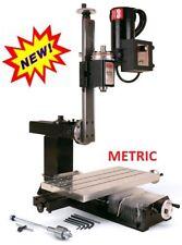 Sherline 5810 METRIC NexGen Vertical Mill NEW Release! (For INCH Sherline 5800)