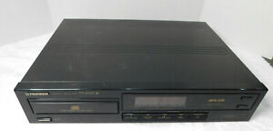 Pioneer Stereo Compact Disc CD Player Model PD-4300 TESTED Works Used