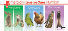 More details for emeraid ic herbivore, carnivore & omnivore exotic critical care 100g & 400g size
