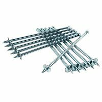 10 Boxes of 62mm Hilti Type Nails to Suit DX450 or Similar Models Box of 100 Pin