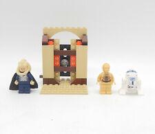 Lego Star Wars 4475 Jabbas Message