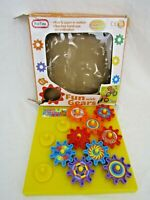 Fun Time Fun with Gears cogs preschool toy J1