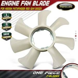 Engine Cooling Fan Blade for Nissan Pathfinder R50 QX4 1997-2000 300ZX 1990-1996