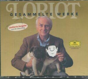 6CD Loriot: Gesammelte Werke (DGG) 2003