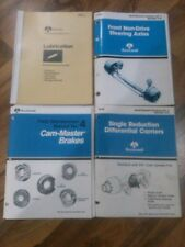 Rockwell Maintenance Manuals No. 1,2,4,&5 one lot open to offers