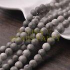 30pcs 8mm Round Natural Stone Loose Gemstone Beads Medical Stone