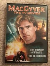 Macgyver The Tv Movies Dvd