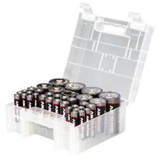 Battery Box 35Pc Alkaline Aaa/Aa/C/D/9V - 1520-0004