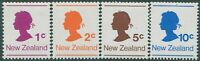 New Zealand 1978 SG1170-1173 Coils set MNH