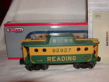 Williams by Bachmann 47720 Reading Lines N5C Illuminated Caboose O 027 92927