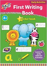 Galt FIRST WRITING BOOK Children Educational Toys And Activities BN
