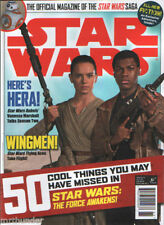 May Star Wars Monthly Film & TV Magazines