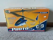 New Revell Coaxial Proto CX RC Remote Control Beginner Helicopter RMXE6059
