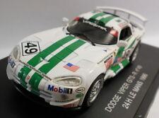 Eagle Race 1/43 Scale Diecast Model 604004 DODGE VIPER GTS 1996 LE MANS