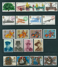 GB 1974 Complete Commemorative Collection (6) in Superb Unmounted Mint Condition
