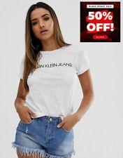 Calvin Klein CK Logo Women's T-Shirt Top
