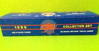 1989 Score Baseball Factory  Complete set