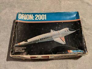 Lot 13 - Orion: 2001 - US Airfix - 1979