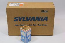 Case of 24 Sylvania 69A21/TS/8M Pedestrian Traffic Signal Lamp Light Bulb 69w