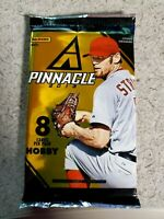 2013 Panini Pinnacle Baseball Hobby Packs MLB 8 Cards Per Pack - RARE