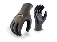 Gants de protection de travail noires taille L pour bricolage