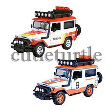 Motormax Toyota FJ 40 Land Cruiser 1:24 Diecast Model Display Toy Car