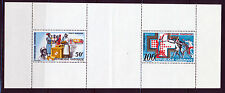 GABON 1968 SUPPORT FOR THE RED CROSS BOOKLET PANE SCOTT C69A