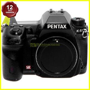 Pentax K-5 body fotocamera digitale reflex Macchina fotografica usata 16,3 Mp K5