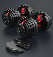 Adjustable Dumbbells 52.5lbs | In Stock | Free Domestic Shipping Within the USA