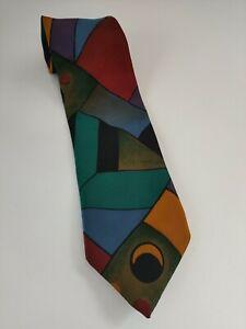 Vintage Mens Tie Plus Made In England funky