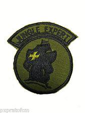 Patch Jungle Expert  Vietnam War