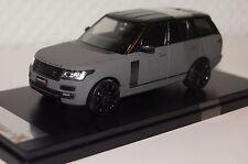 Range Rover 2013 matt grau 1:43 PremiumX neu & OVP PRD409