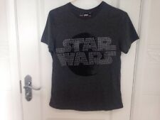 Star Wars  Primark  T Shirt With Sequins   Size 12