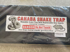Cahaba Snake Trap Large Size Catches Snakes Rodents Lizards Insects Reusable