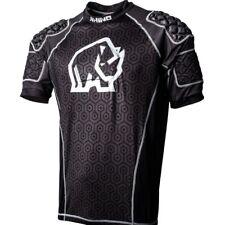 Rhino Pro Body Protection Top (black) Small Black RRP200S