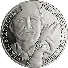 Münze - Gorbatschow * 30 Jahre Gorbatschow * Gorbi - Silbermedaille * NEU *